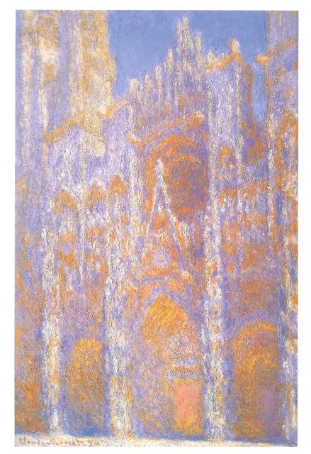 Monet Catherdrale
