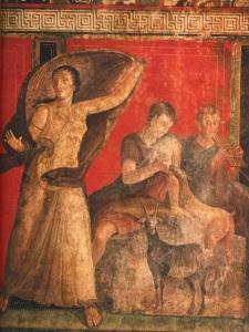 pompei frsque